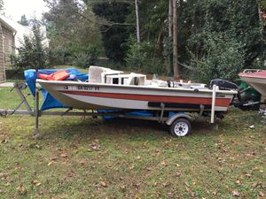 Fishing boat 15ft for Sale in Lithonia, GA