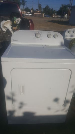 Wrhillpool washer and dyer set for Sale in GLMN HOT SPGS, CA