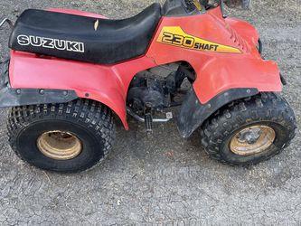 Suzuki LT 230 for Sale in Kyle,  TX