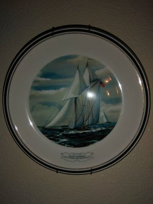 Sailboat plate for Sale in Tempe, AZ
