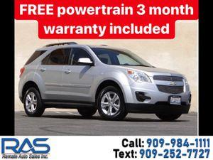 2012 Chevrolet Equinox for Sale in Ontario, CA
