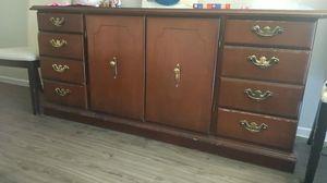 Dresser for free! for Sale in Dallas, TX