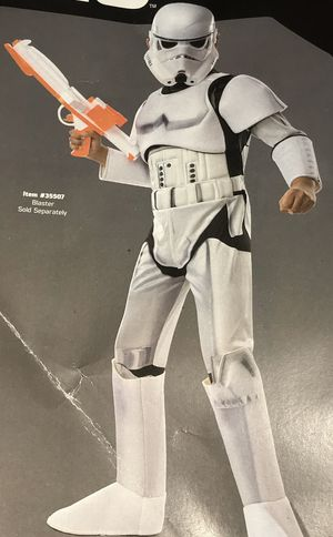 Star Wars stormtrooper child's costume for Sale in San Diego, CA
