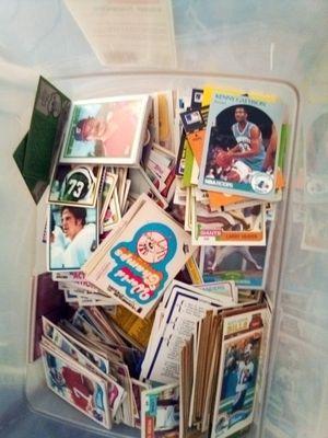 1977-1990's Topps/Fleer BB, FB CARDS for Sale in Denver, CO