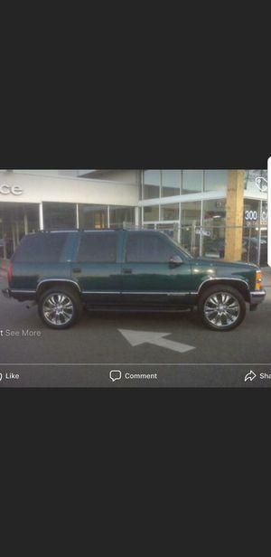 Chevy Tahoe for Sale in Alexandria, VA
