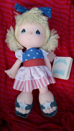 Precious Moments July doll for Sale in Santa Ana, CA