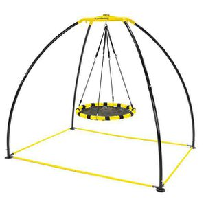 JumpKing Backyard UFO Multidirectional Twisting and Turning Swing for Sale in Glendale, AZ