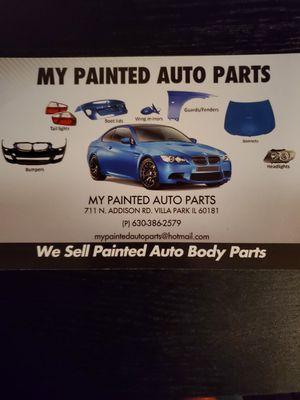 Auto body parts for Sale in Oakbrook Terrace, IL