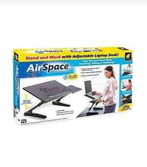 Airspace Adjustable Laptop Desk for Sale in Monaca, PA