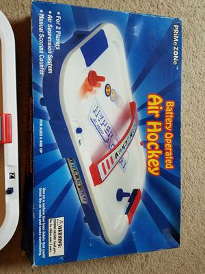 Prime Zone Battery Operated Air Hockey for Sale in Dallas, TX