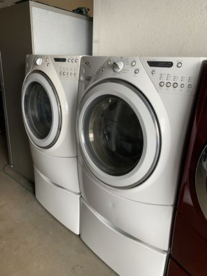 WHILRPOOL SET STEAM for Sale in Houston, TX