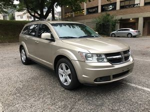 2009 Dodge Journey sxt 19 inch rims 7 passenger loaded like new for Sale in Fairfield, CT