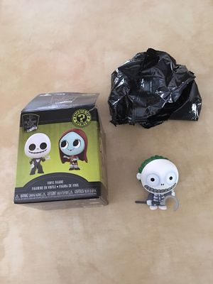 Nightmare Before Christmas Mini Figure for Sale in Inverness, FL