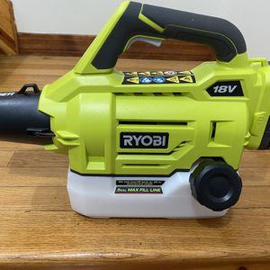 RYOBI FOGGER MSRP $99 for Sale in Queens, NY