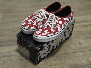 Vans - Dalmatian - Men's size 8 for Sale in San Diego, CA