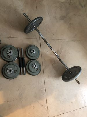 Weights and dumbbells for Sale in Seattle, WA