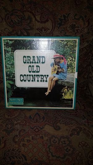 Grand old country 8 records for Sale in Snoqualmie, WA