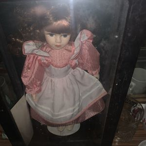 Porcelain Doll Still Has The Paperwork for Sale in Lugoff, SC