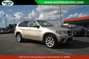 2013 BMW X5 for Sale in Orlando, FL