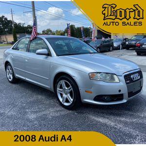 2008 Audi A4 for Sale in Orlando, FL