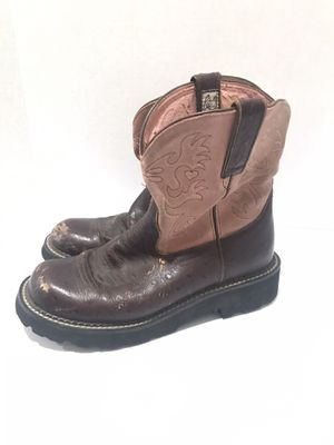 Ariat Fat Baby Boots. Dont Know The Size for Sale in Fresno, CA