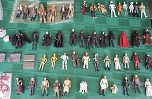 Star Wars action figures COLLECTION with ships for Sale in Colton, CA
