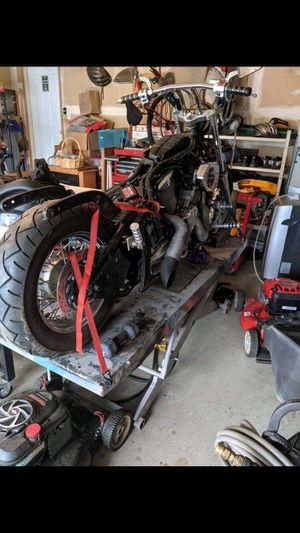 Motorcycle air lift for Sale in Snohomish, WA