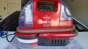 Bissell SpotBot ProHeat Carpet Cleaner for Sale in Gilbert, AZ