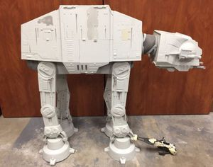 Star Wars Vintage Collection Hoth AT-AT vehicle playset for Sale in Culver City, CA