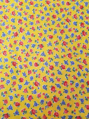 Fabric 100% cotton P & B Fashion Vintage New Sold by Yard $5. each yard - YES still Available for Sale in Hesperia, CA