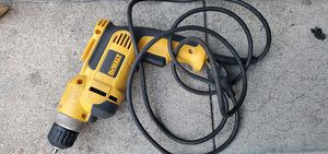 DEWALT 8 Amp Corded 3/8 in. Pistol Grip Drill for Sale in Los Angeles, CA