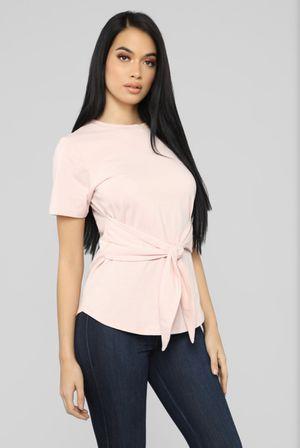 Fashion nova tops new size medium & xl $12 for Sale in San Bernardino, CA