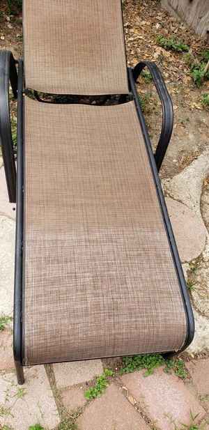 Patio chair for Sale in Somerset, TX