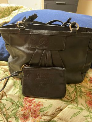 Coach bundle leather for Sale in Silver Spring, MD