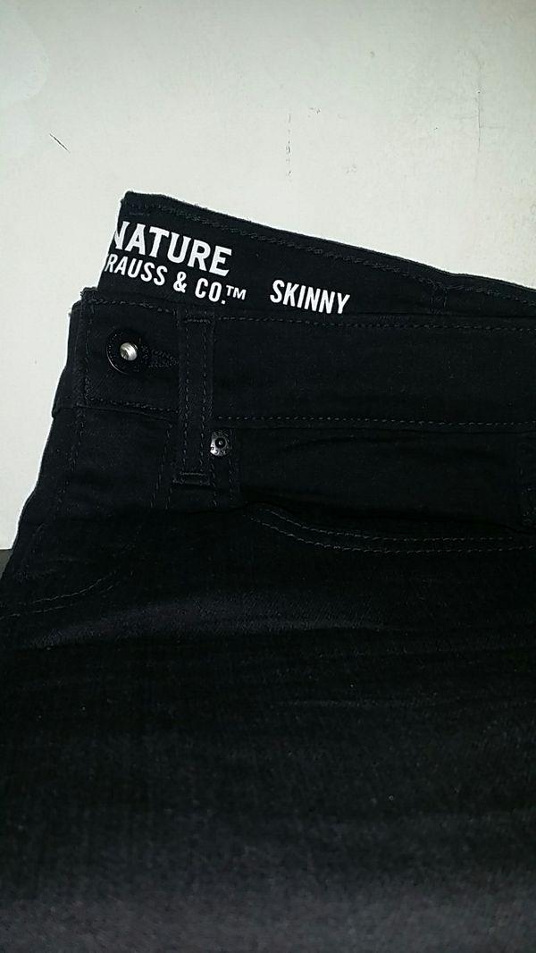 Levis skinny jeans size 12-14