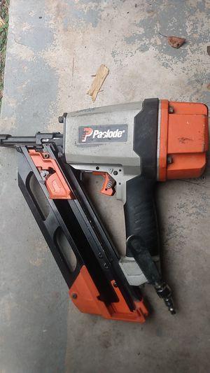 Paslode model number f325r for Sale in Jacksonville, FL
