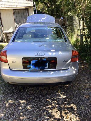 2000 Audi A6 Quattro 4.2 for Sale in Yuba City, CA