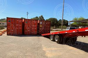 Selling 40 ft std container with delivery included for Sale in Atlanta, GA