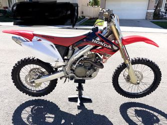 2006 Honda CRF 450R for Sale in San Juan Capistrano,  CA