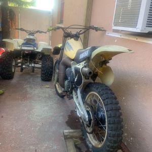 Yamaha Yz 250 Y Kawasaki Mojave 250 $$$$400 for Sale in Miami, FL