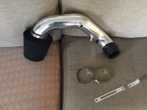Acura rsx 2003 cold air intake aluminum sock over k&n style filter for Sale in Union, NJ