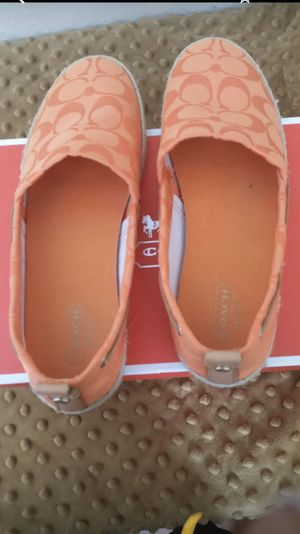 Coach espadrille for Sale in Houston, TX