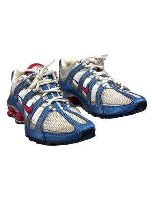Nike Shox White|BluelRed Sz. 6.5 Shoes for Sale in Pittsburgh, PA