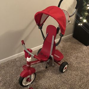 Radio Flyer Tricycle and Stroller for Sale in Houston, TX