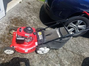 Troy Bilt 21 inch push lawn mower model#11A-542Q711 for Sale in Sammamish, WA