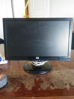 HP computer monitor for Sale in Rialto, CA