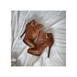 Michael Kors - Brown Ankle Boot for Sale in Detroit, MI