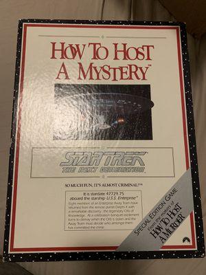 Star Trek board game! for Sale in Orem, UT