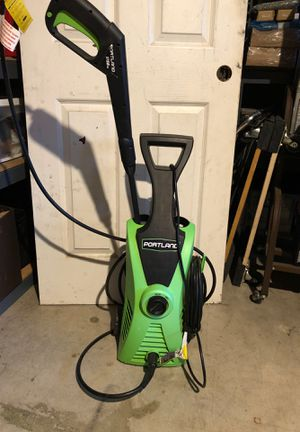 Power washer used once for Sale in Fresno, CA