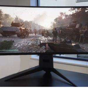 "Dell Alienware AW3418HW 34"" 2560 x 1080 Curved 160HZ G-Sync Gaming Monitor for Sale in Scarsdale, NY"